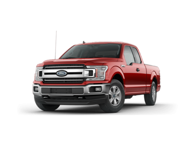 New 2019 Ford F-150 XLT Truck for sale or lease in Blairsville, PA